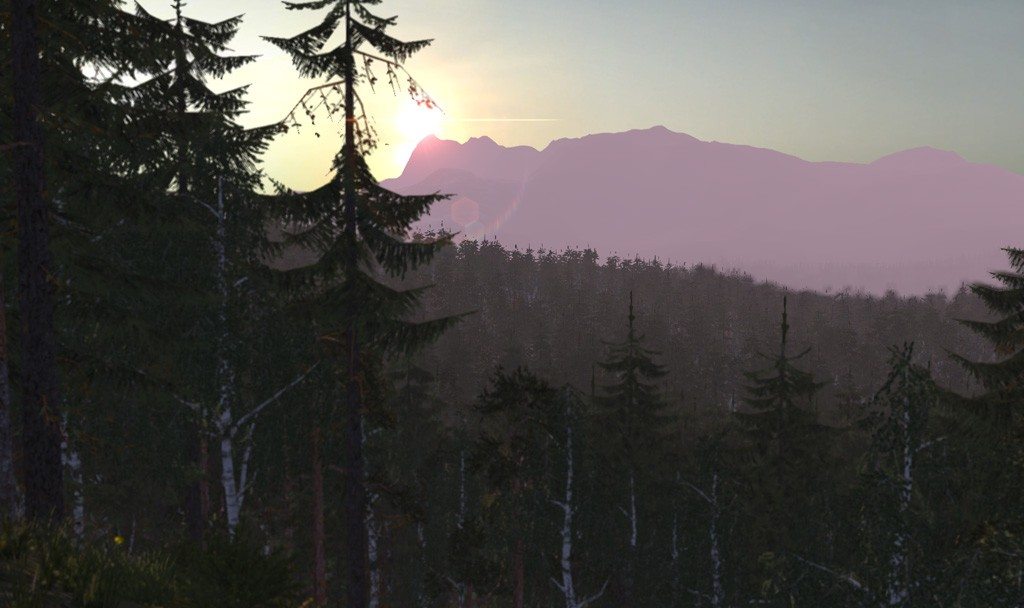 Life is Feudal - woods - pre-alpha test session