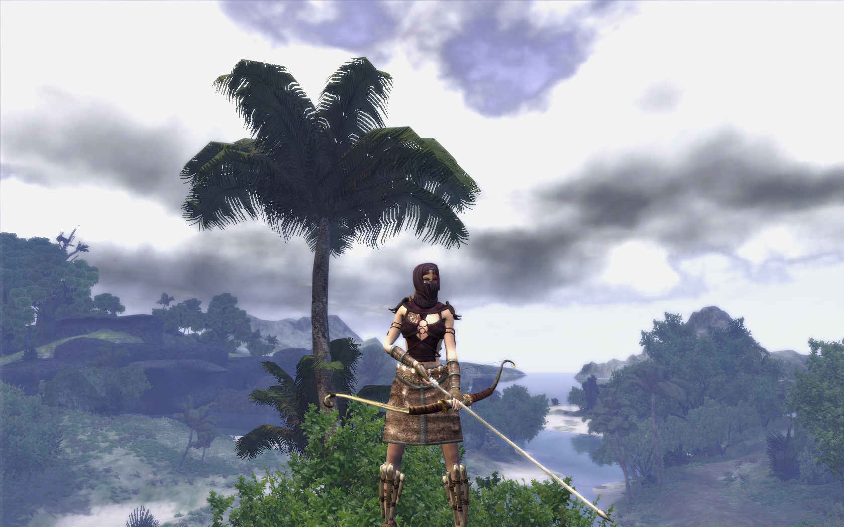 Age of Conan: Unchained - Age of Conan: White Sands Island