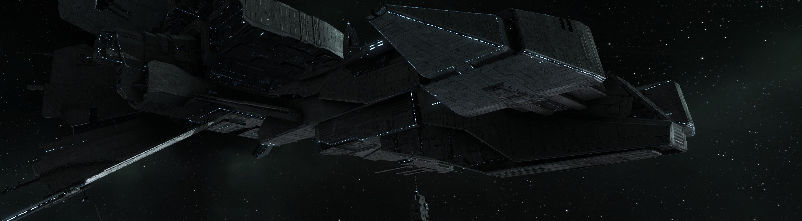 EVE Online - Stations are big after all...