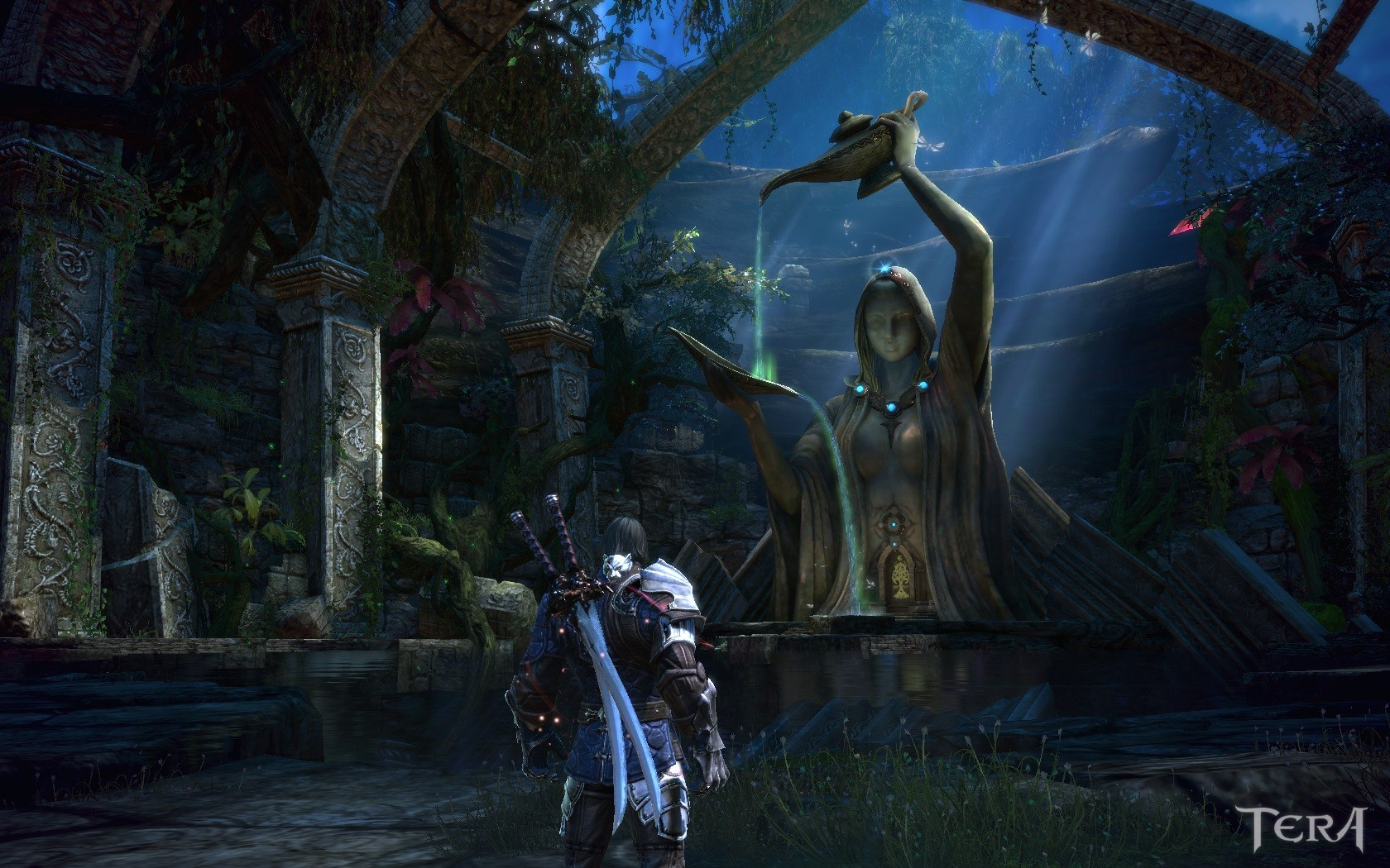 TERA: Rising - Tera - The Fountain of Shara