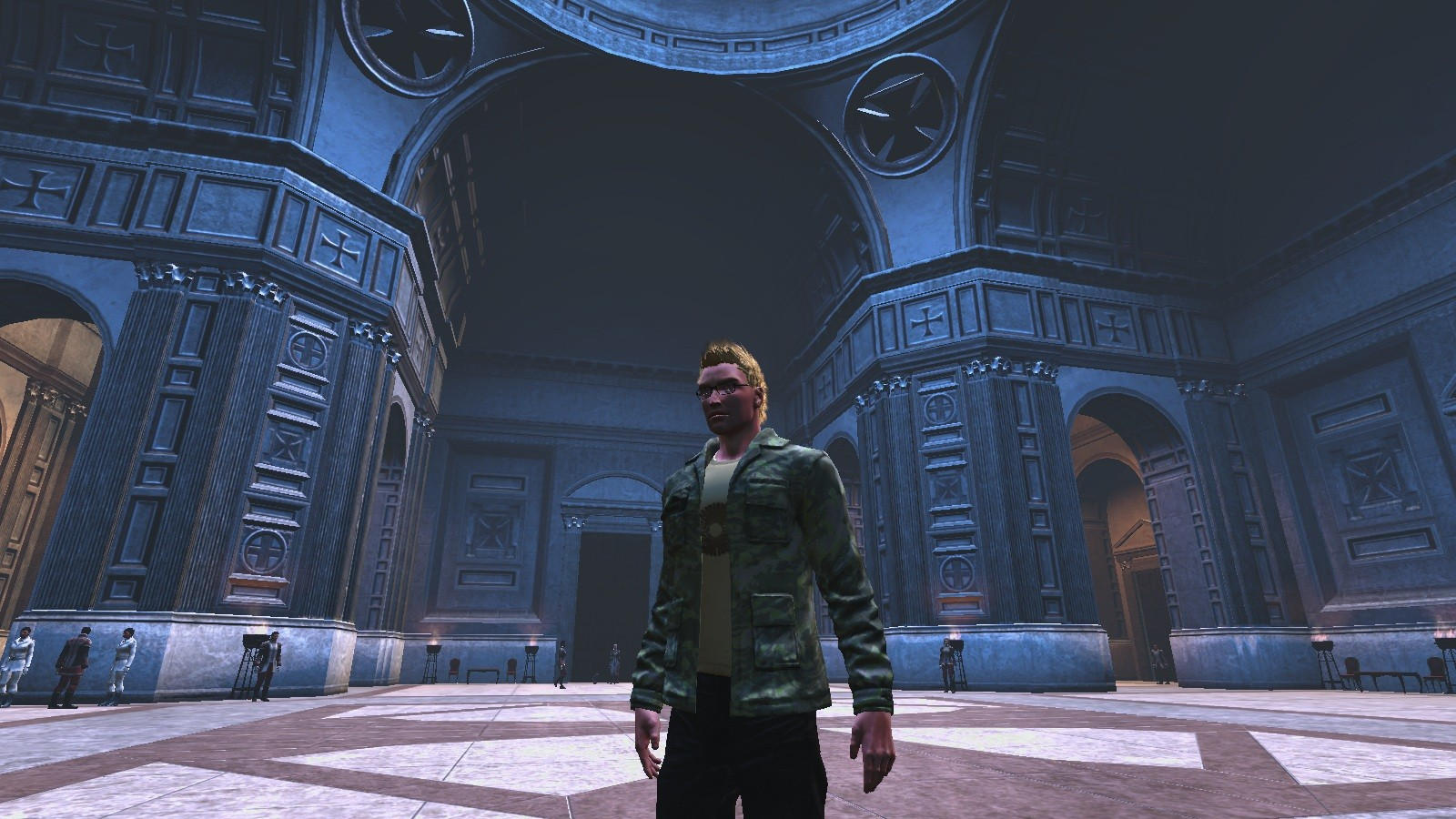 The Secret World - I'm giving TSW another go. =]