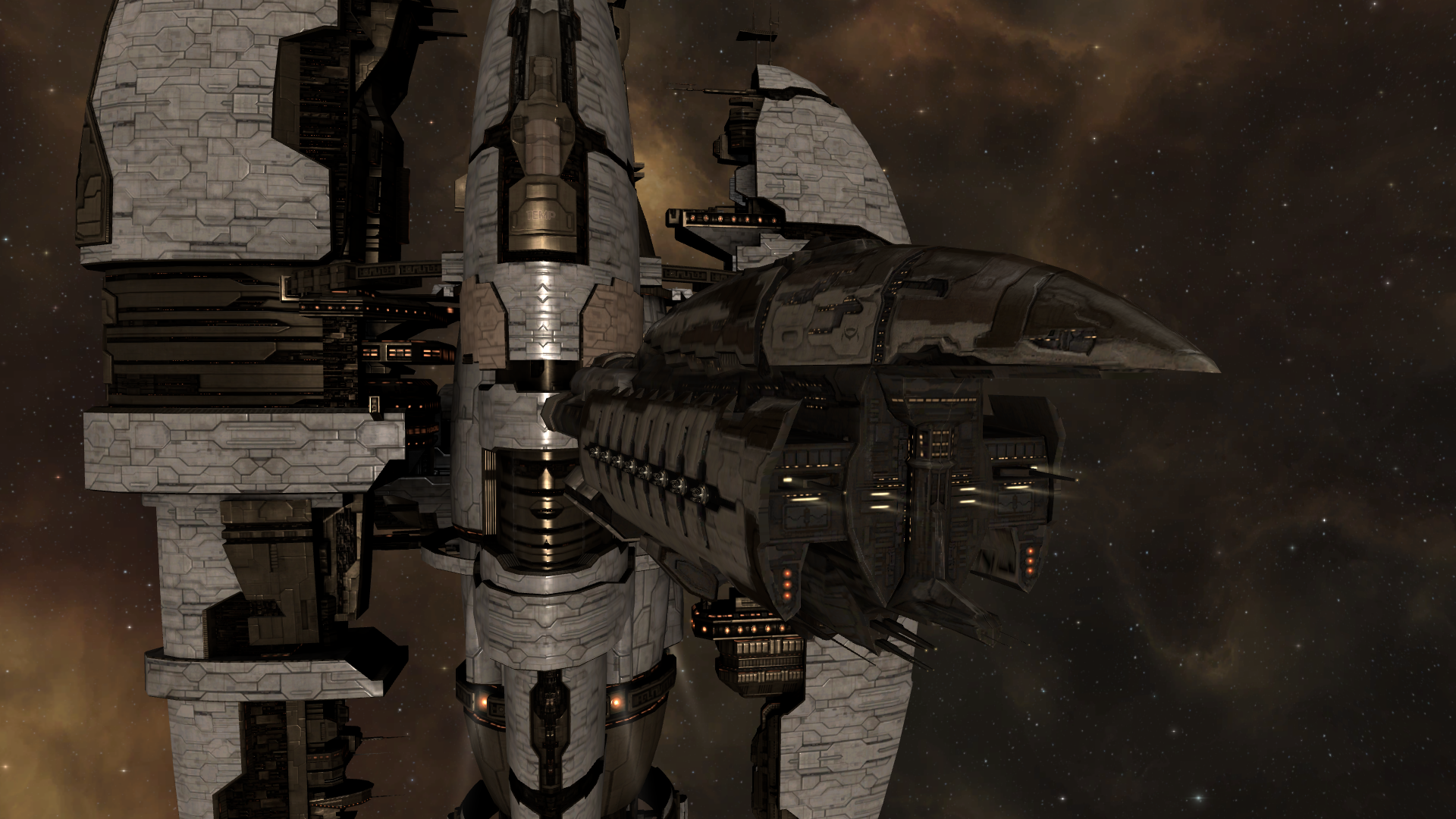 EVE Online - just a random capture