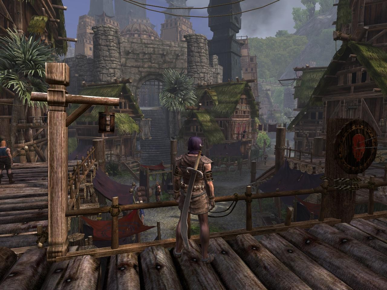Age of Conan: Unchained - City of Tortage