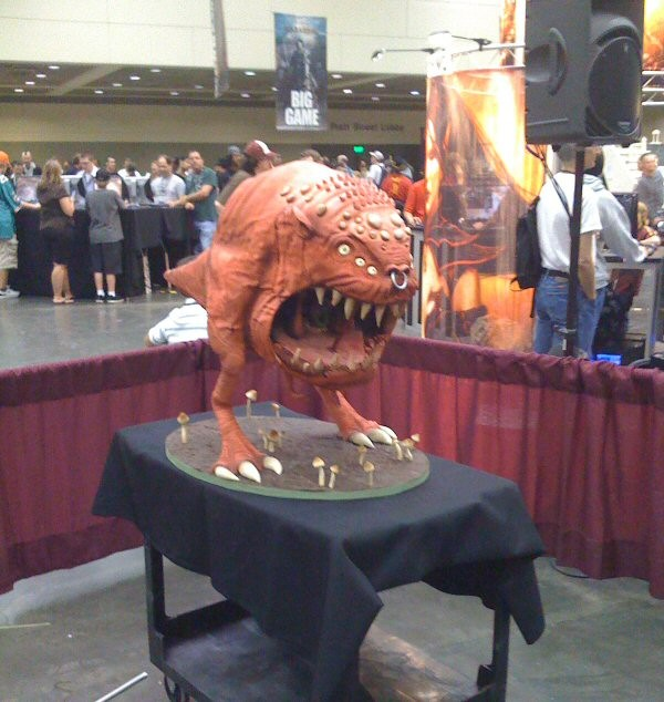 The Squig Cake!