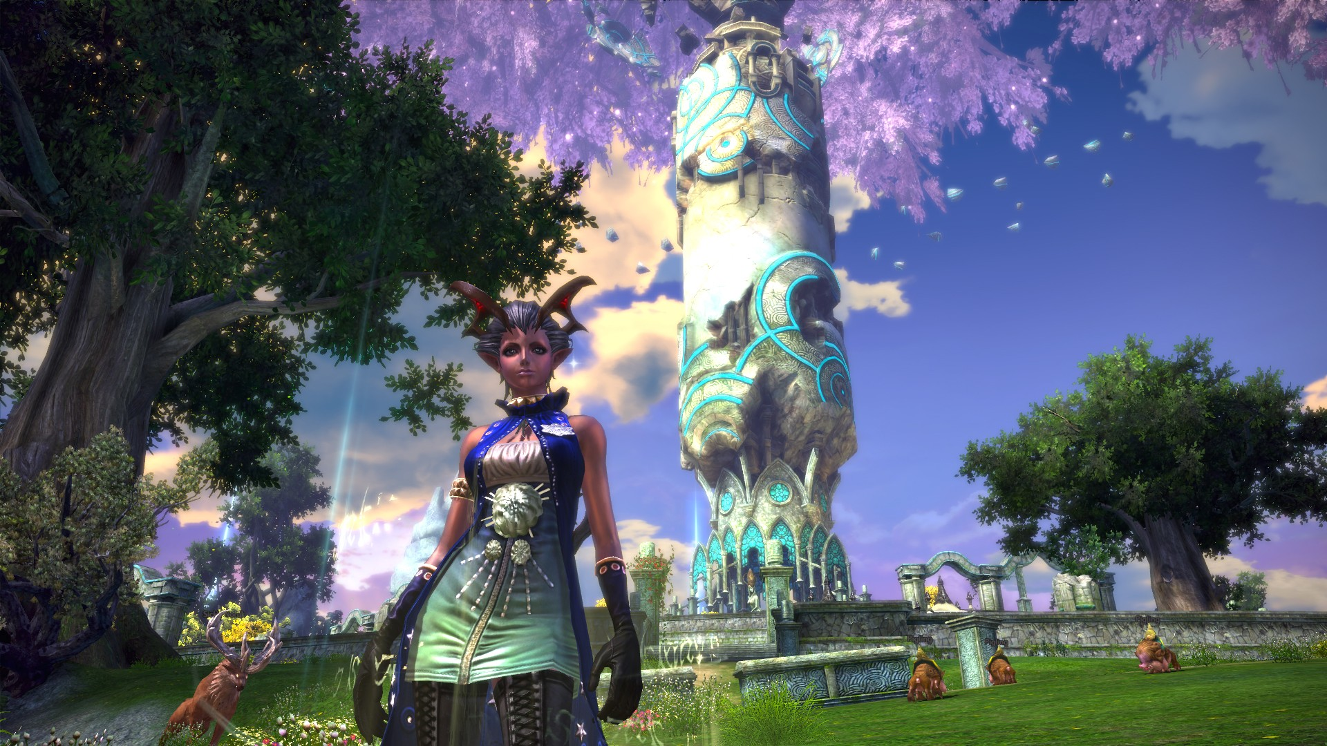 TERA: Rising - Tower Base