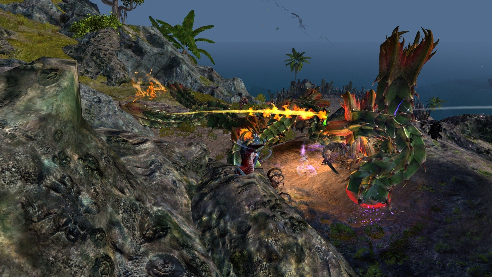 Guild Wars 2 - new living story feels much better than the last one.