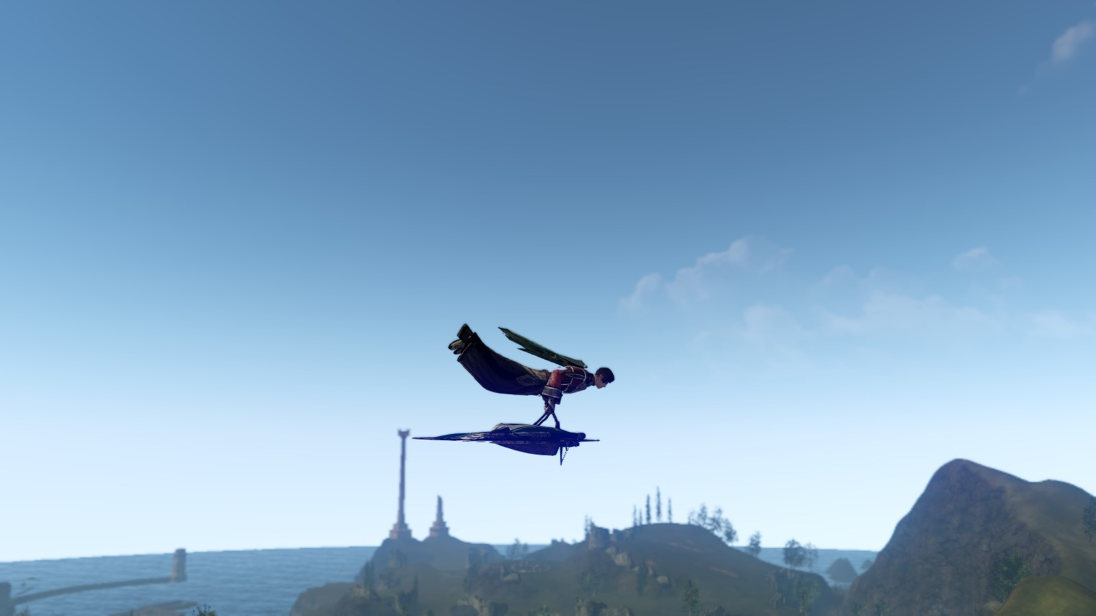 ArcheAge - Sideview