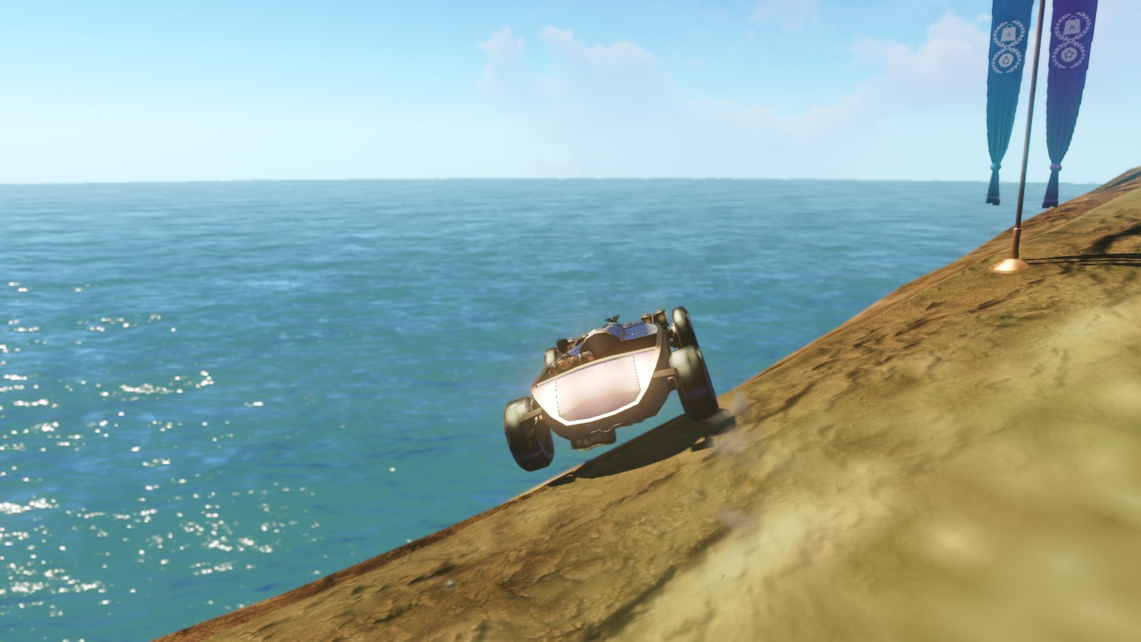ArcheAge - Better Drive OFF this Cliff