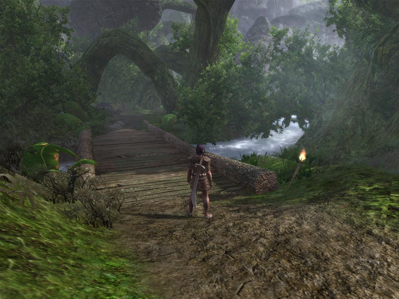 Age of Conan: Unchained - Beautiful graphics