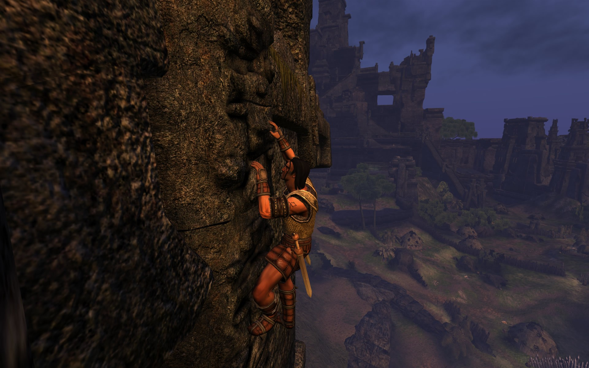 Age of Conan: Unchained - Acheronian Ruins