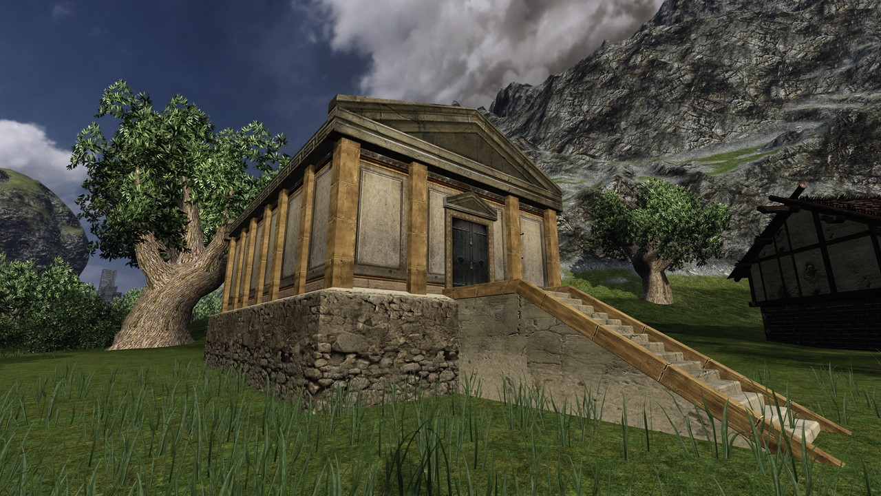 Mortal Online - MO Storage Building
