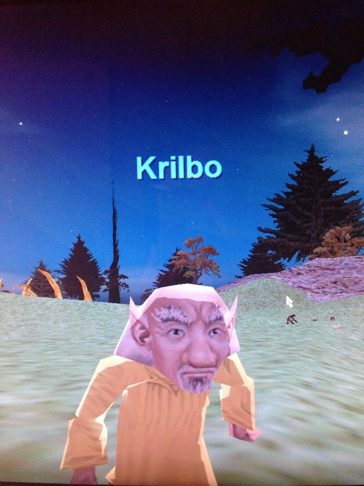 EverQuest - Whatchu know bout Krilbo!!?