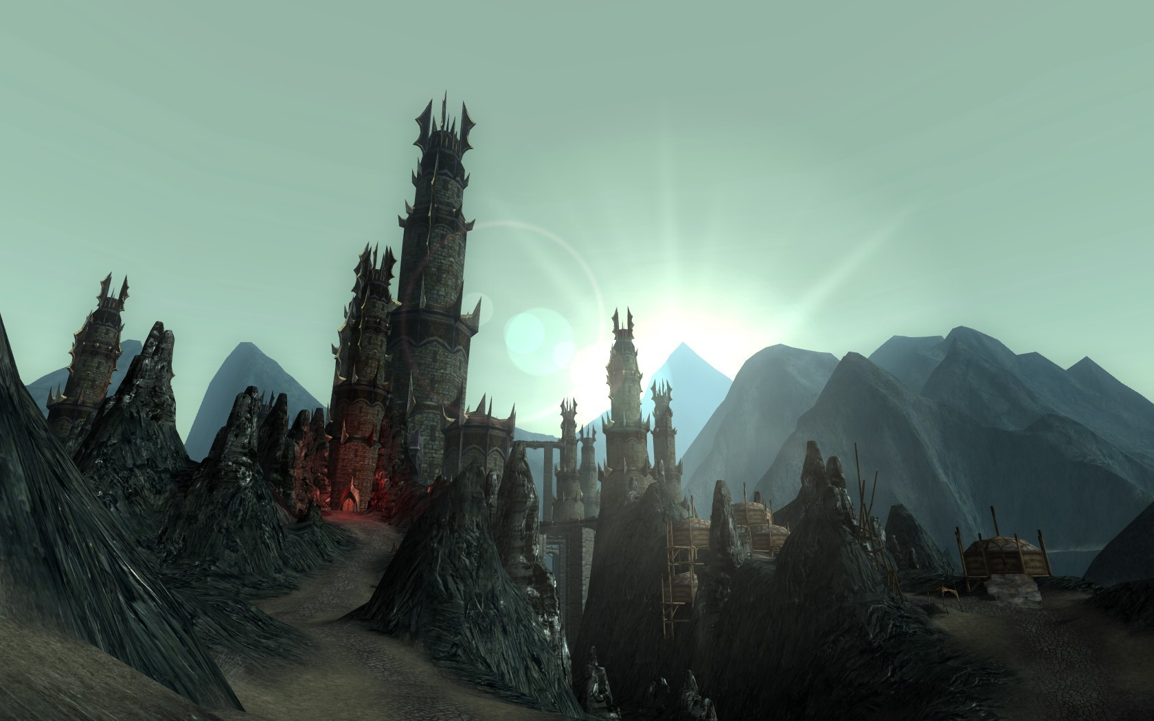 Bright, Sunny Day... In Angmar!?
