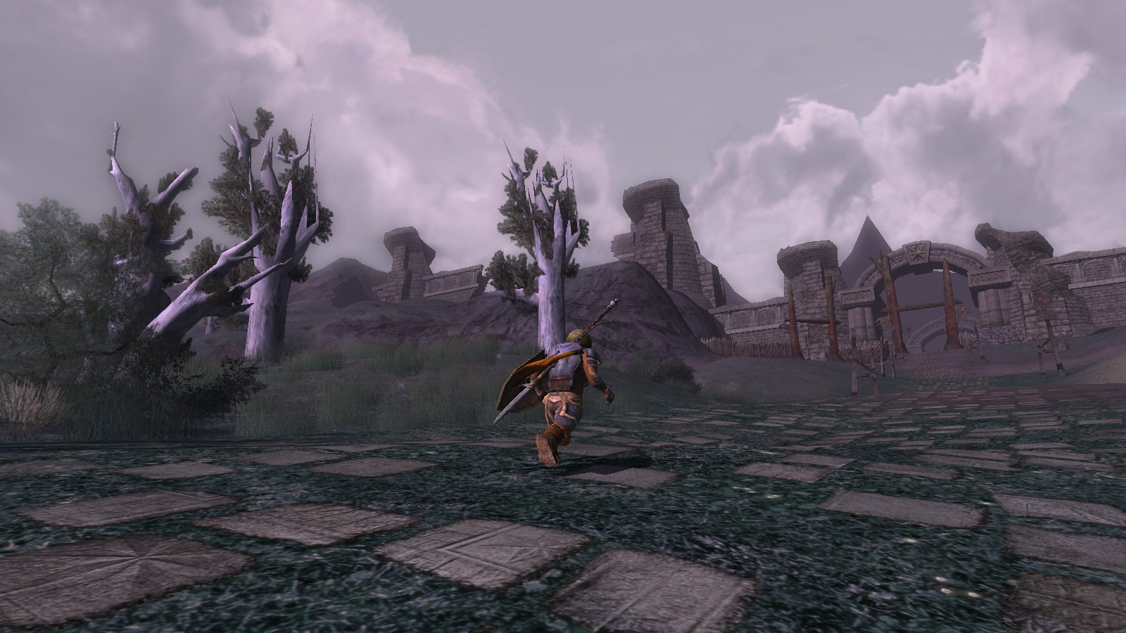 Lord of the Rings Online - North Downs Fornost