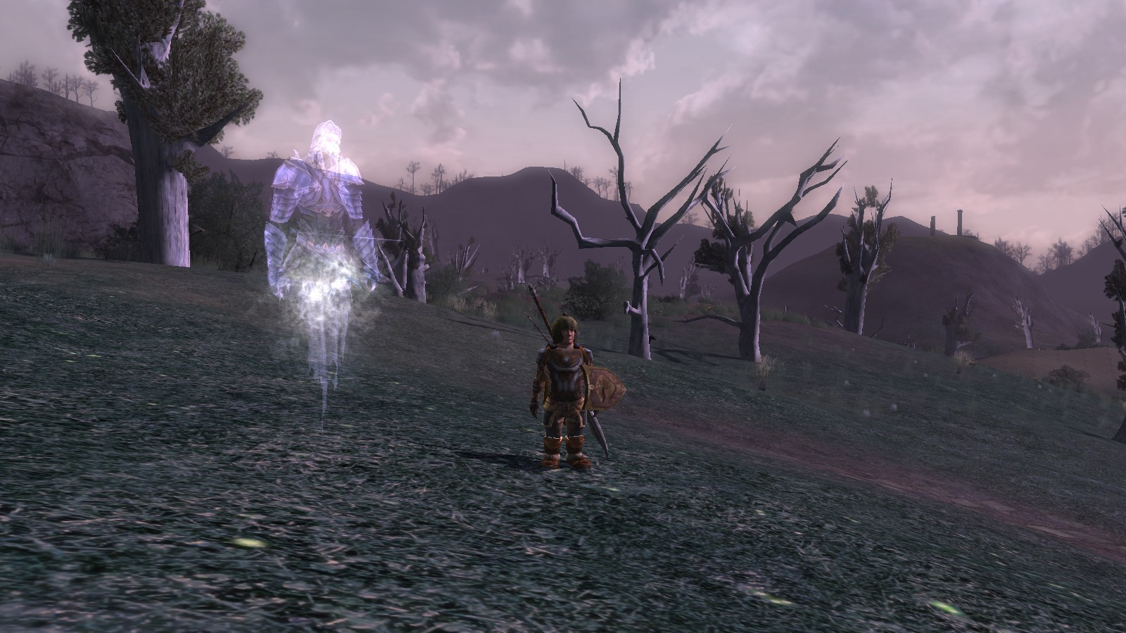 Lord of the Rings Online - Chillin' with Oathbreakers
