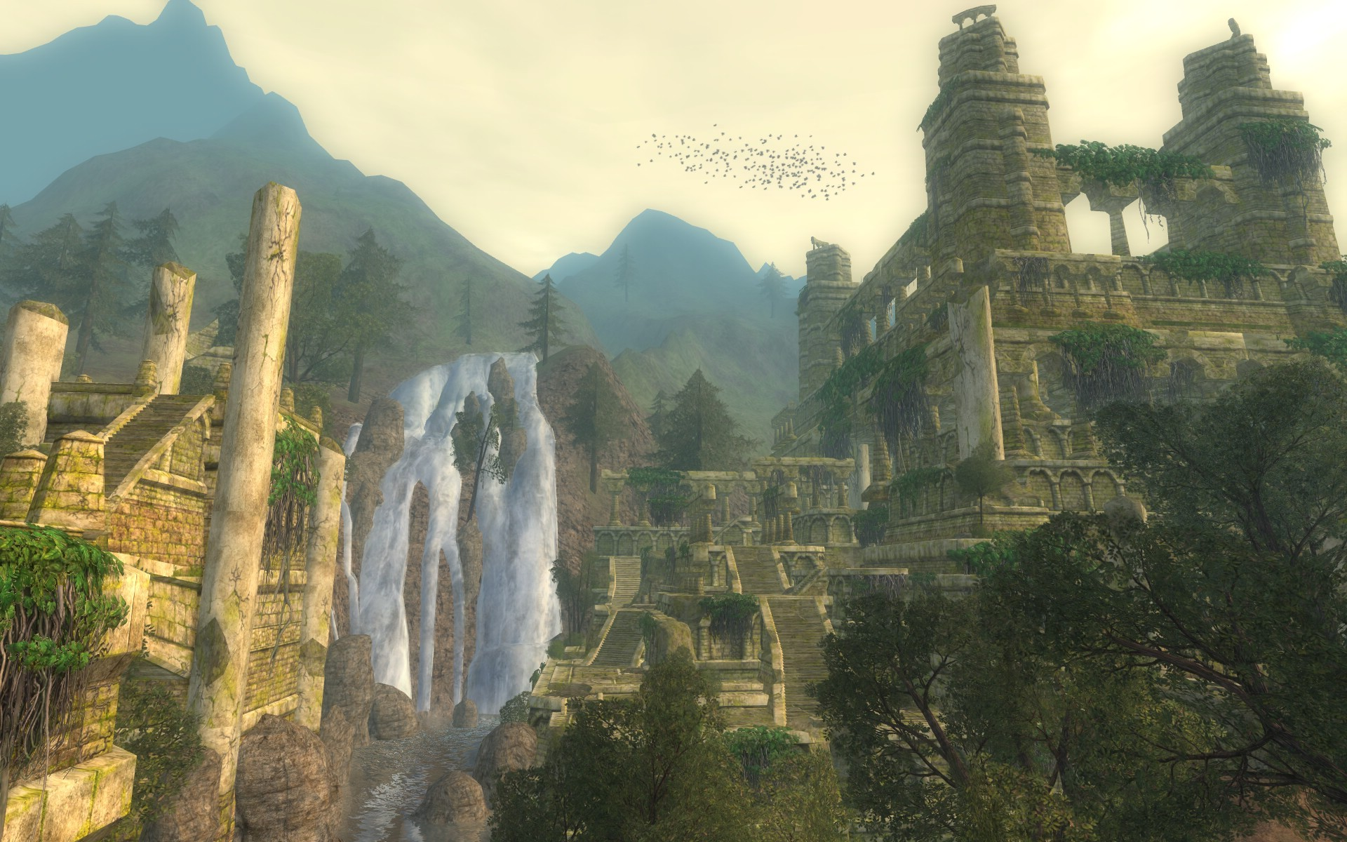 Lord of the Rings Online - The Lost Temple