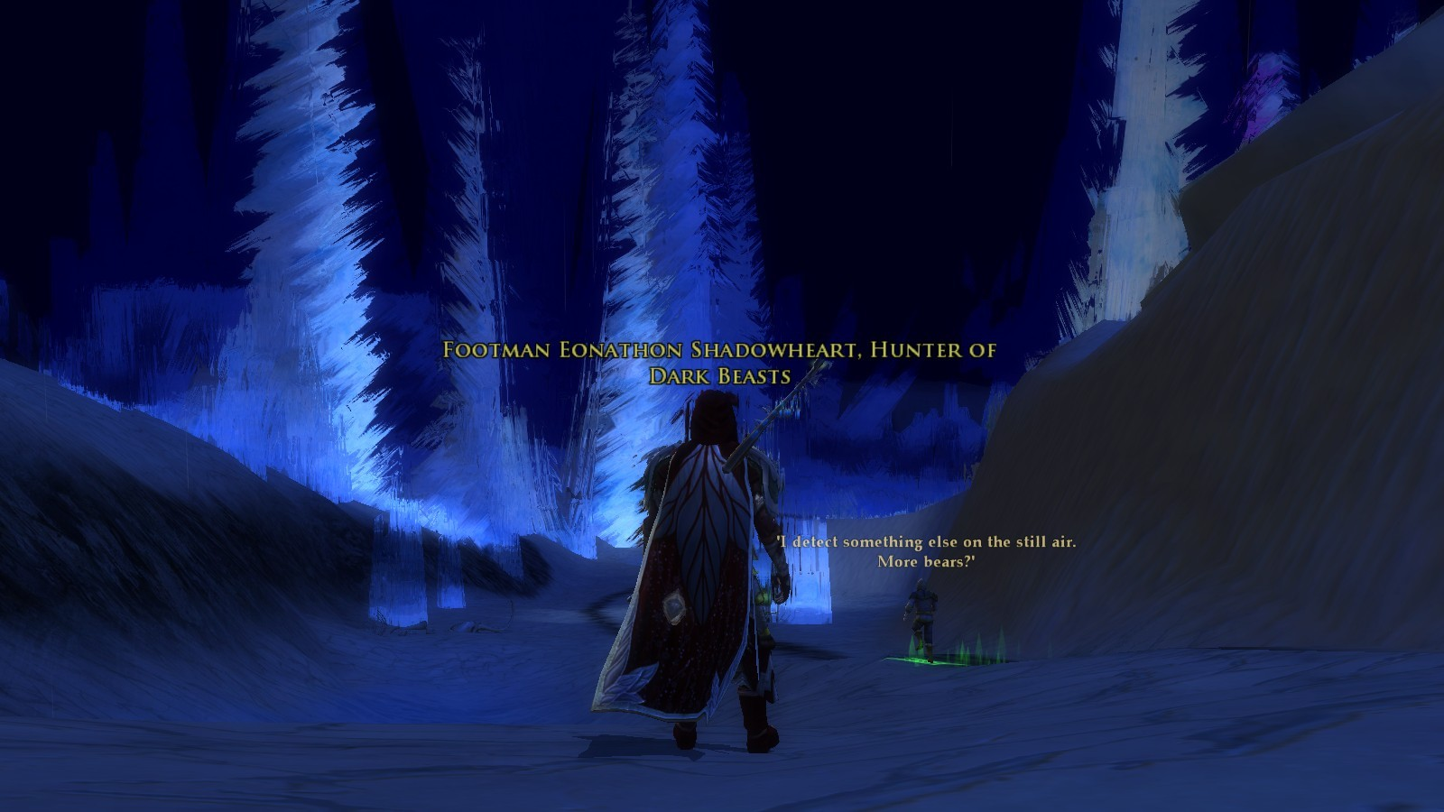 Lord of the Rings Online - Icy Cave