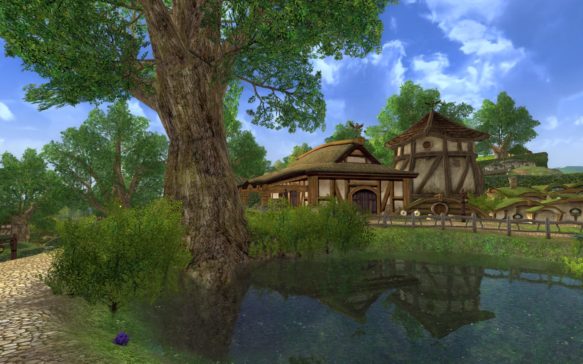 Lord of the Rings Online - Northcotton Farm