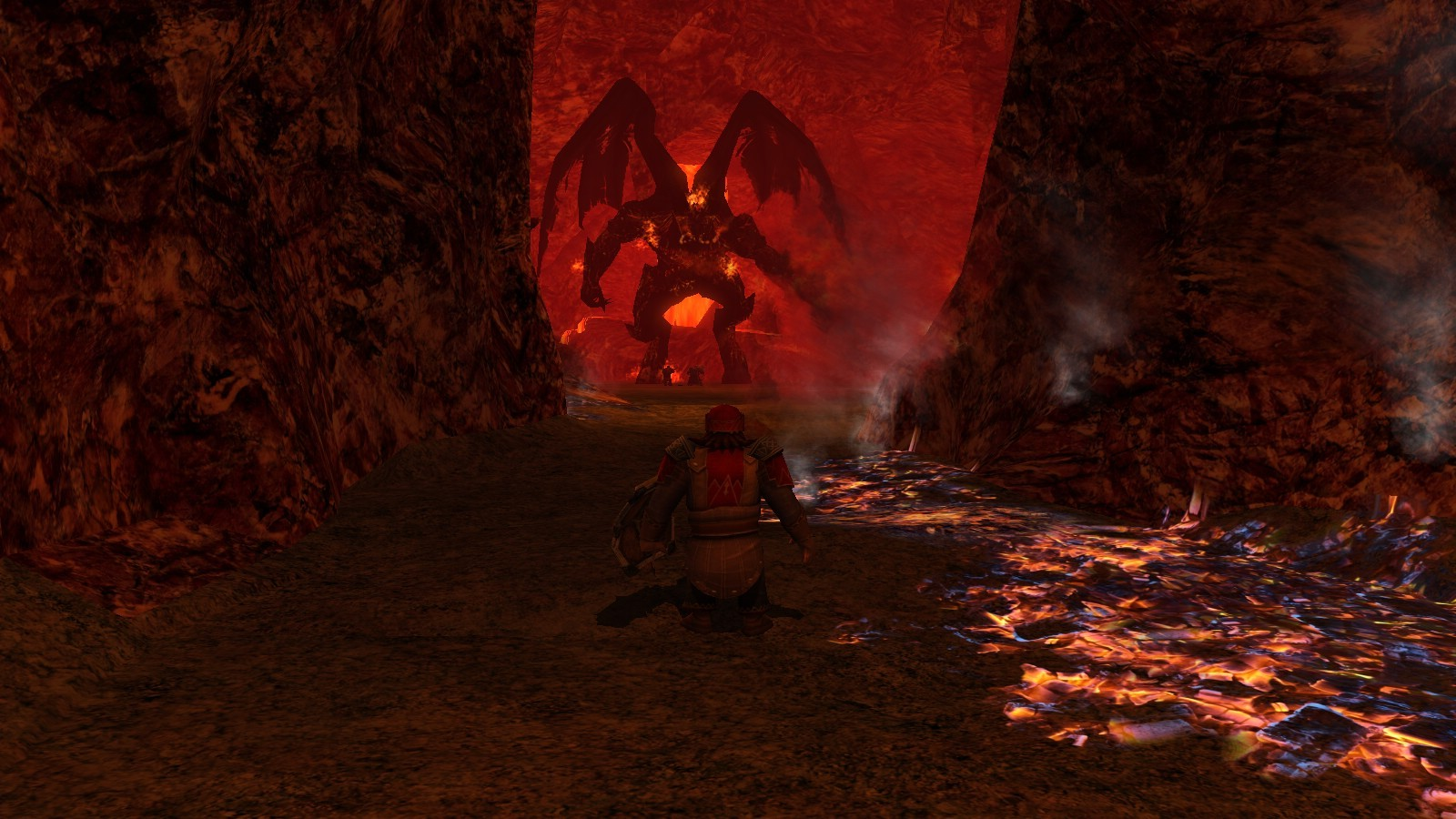 Lord of the Rings Online - Durins Bane