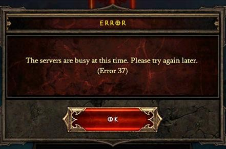 Diablo 3 - give us our offline if you cant keep your server up Blizz.