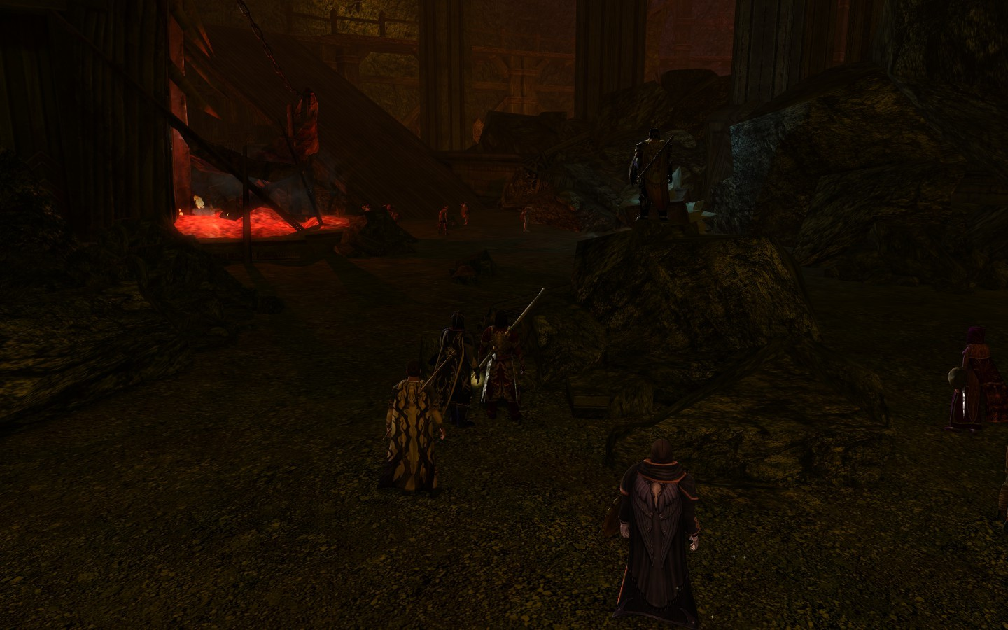 Lord of the Rings Online - Moria group instance