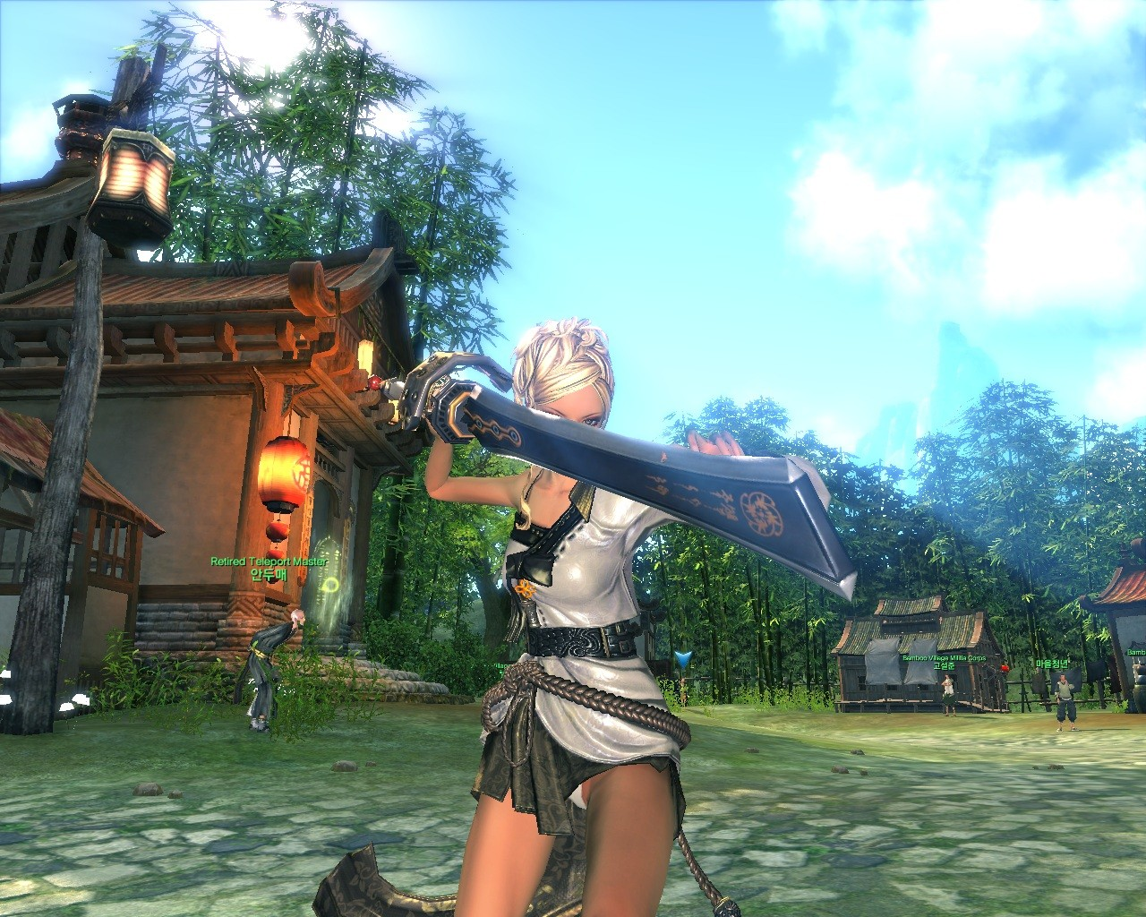 Blade & Soul - What .. do you see?