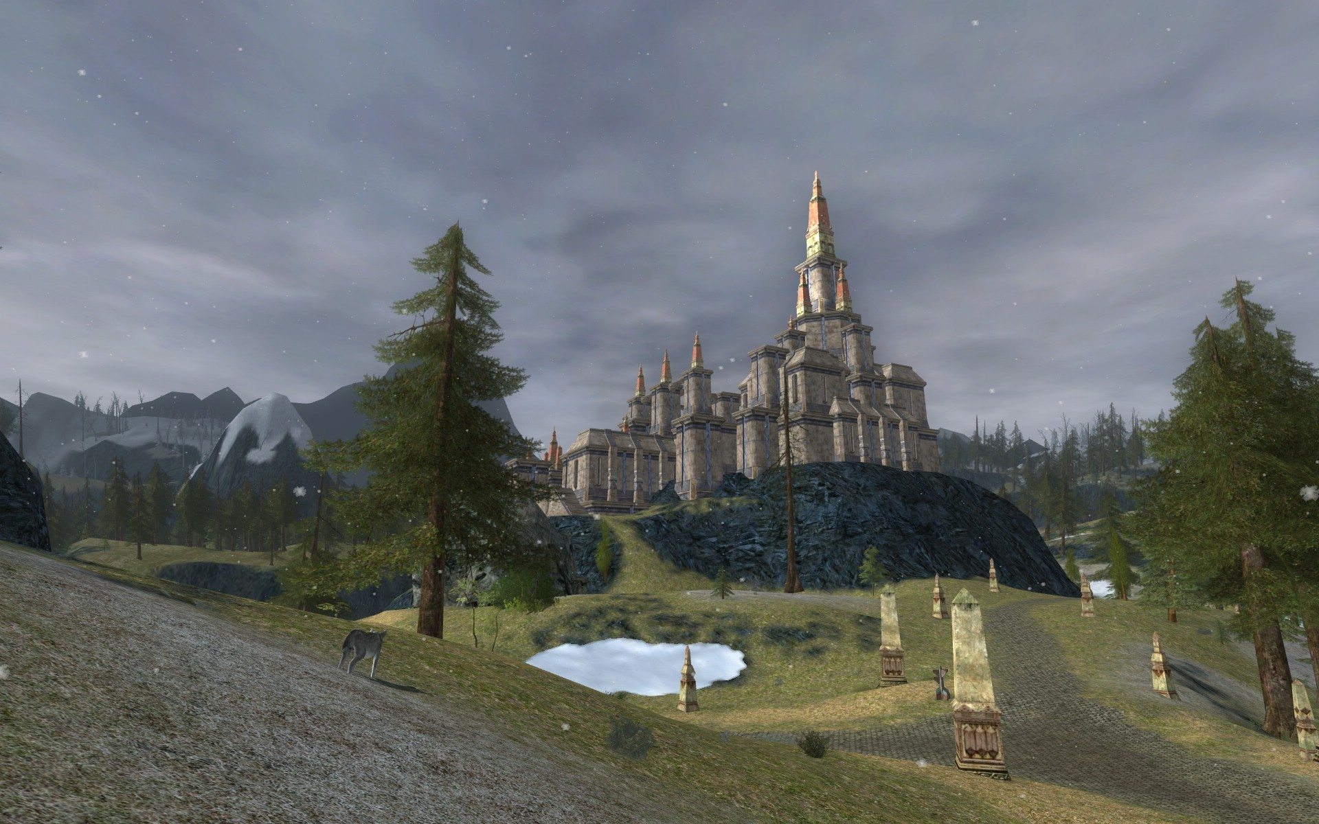 Lord of the Rings Online - Gondamon