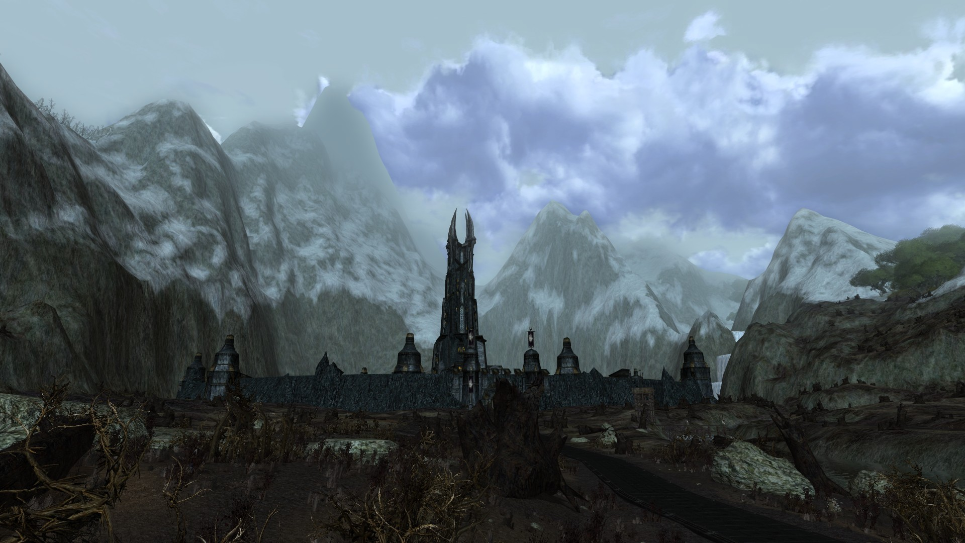 Lord of the Rings Online - Tower of Isenguard