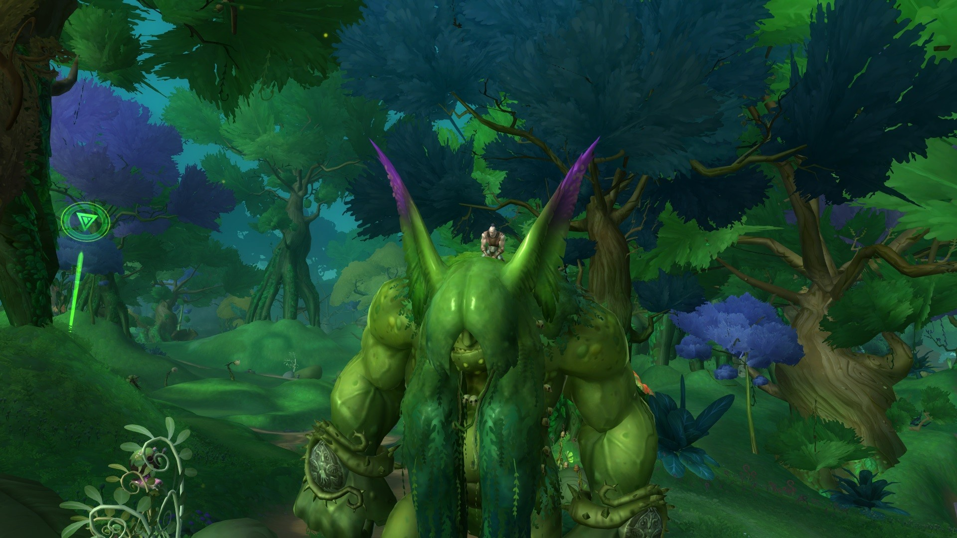 Wildstar... a Giant Mount!