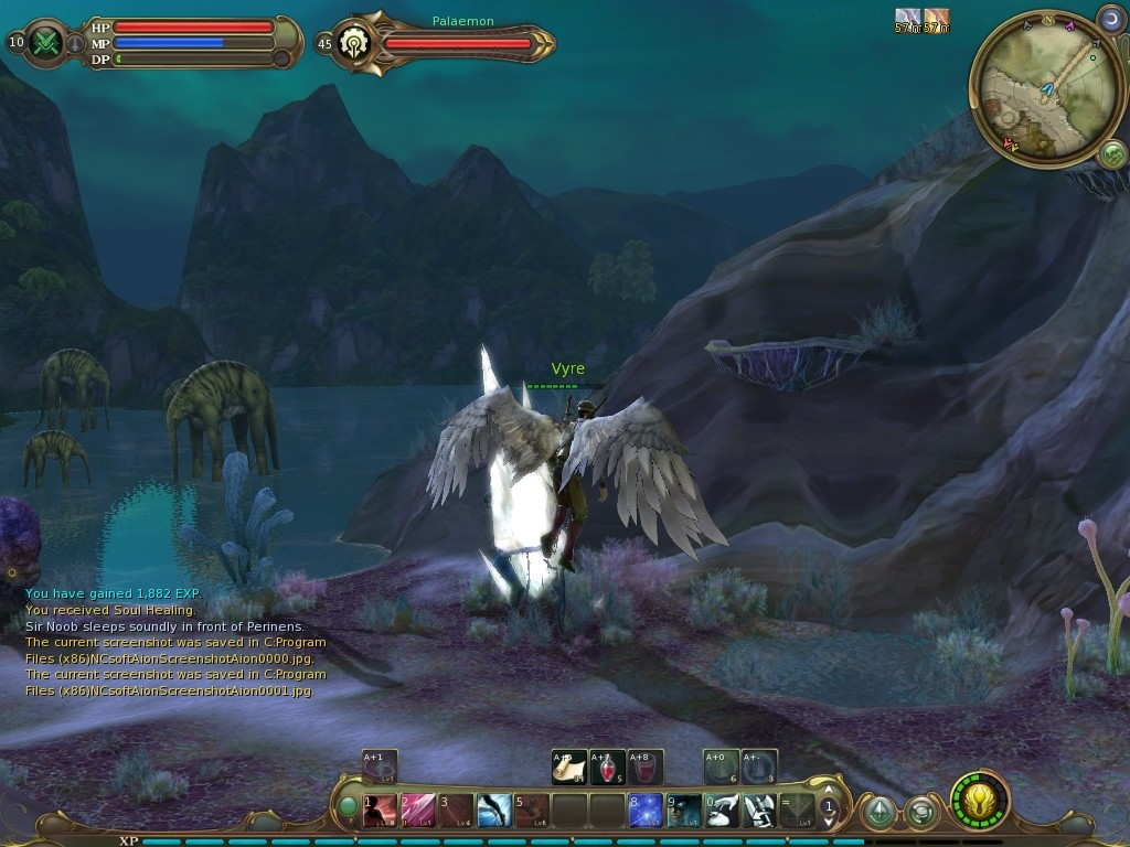 Aion - Flying - Low resolution