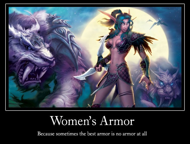 World of Warcraft - True, true