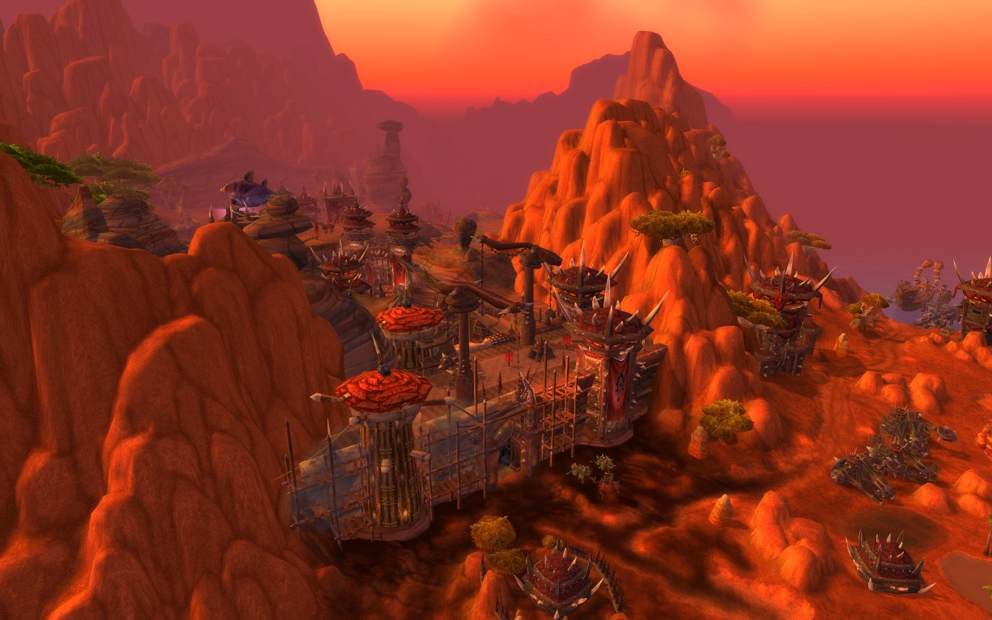 World of Warcraft - The Gate to Orgrimmar