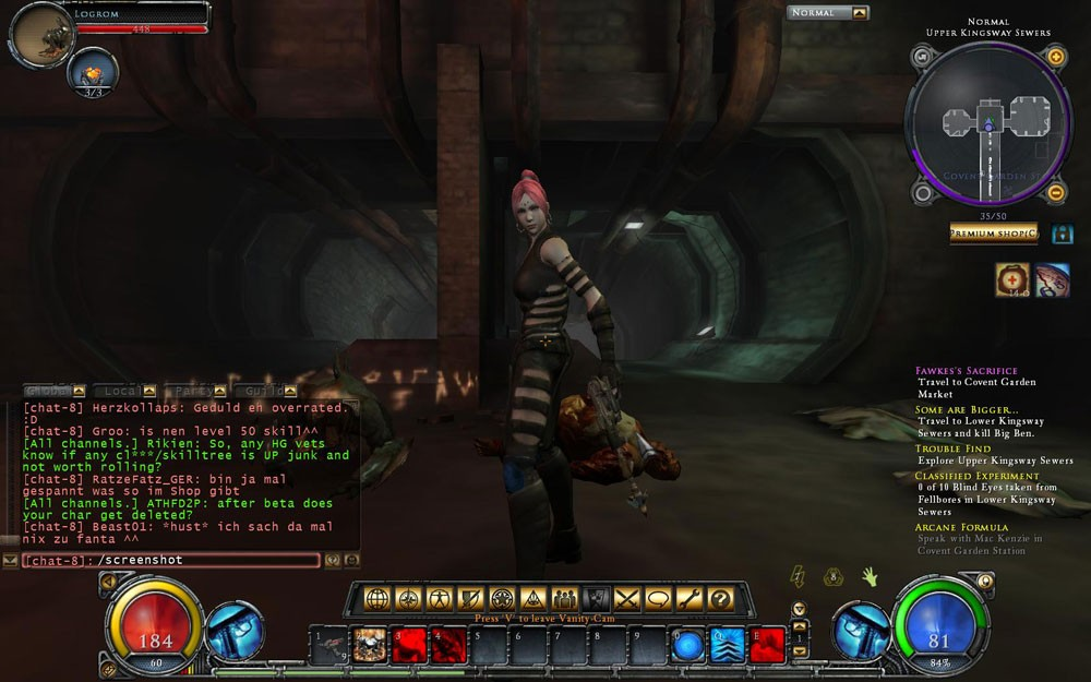 Hellgate - my summoner :)