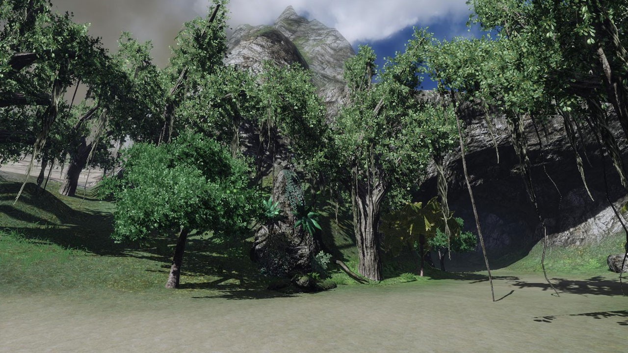 Mortal Online - Mortal Online Trees in Dawn