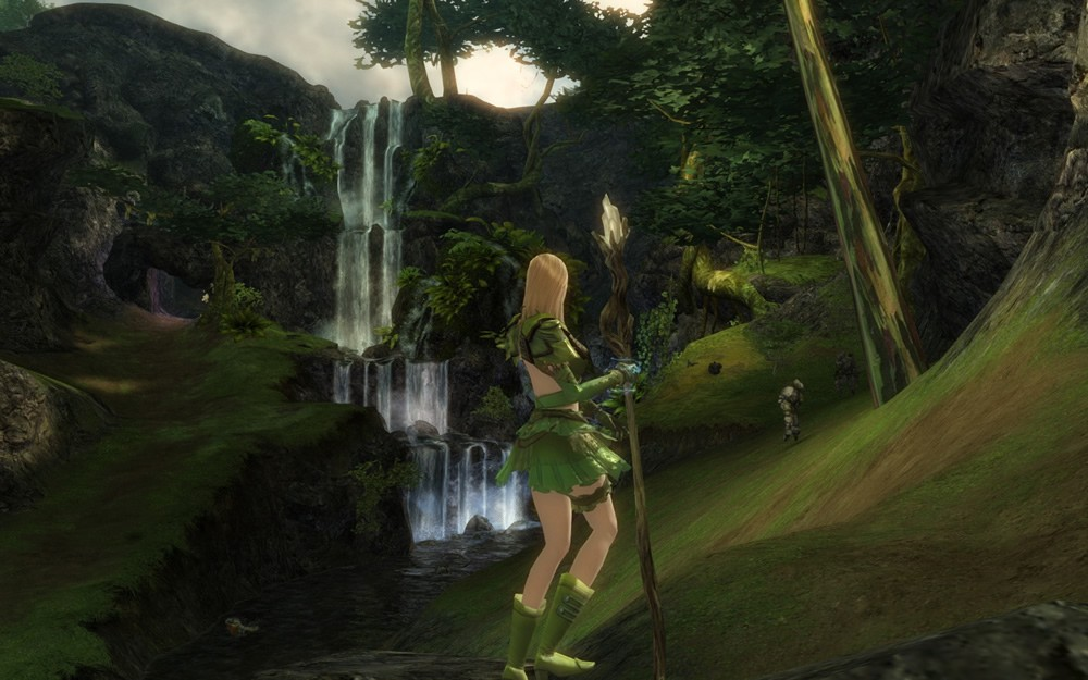 Guild Wars 2 - this game has gorgeous graphics