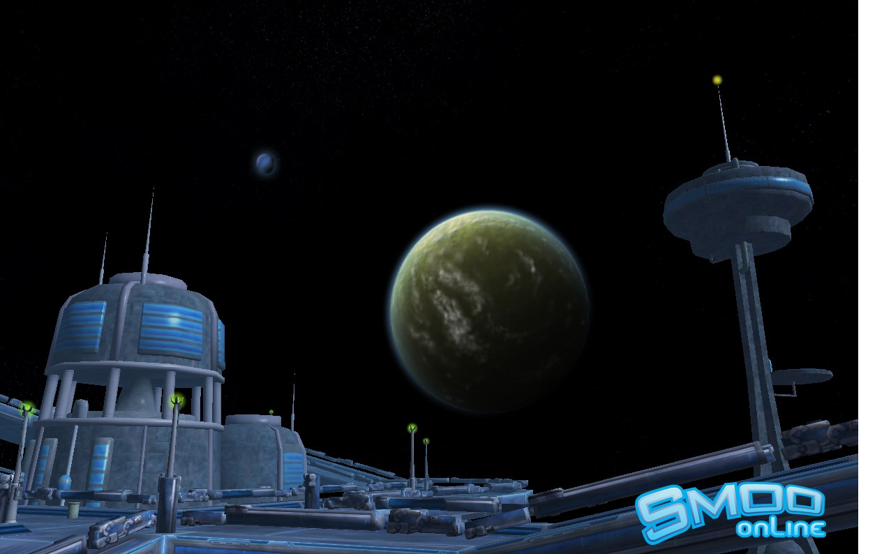 Smoo Online - Space Station