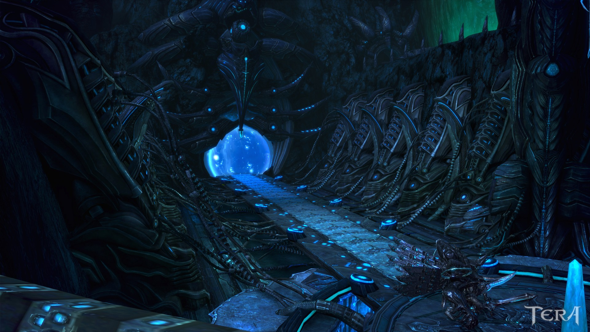 TERA: Rising - Entrance to Argon base