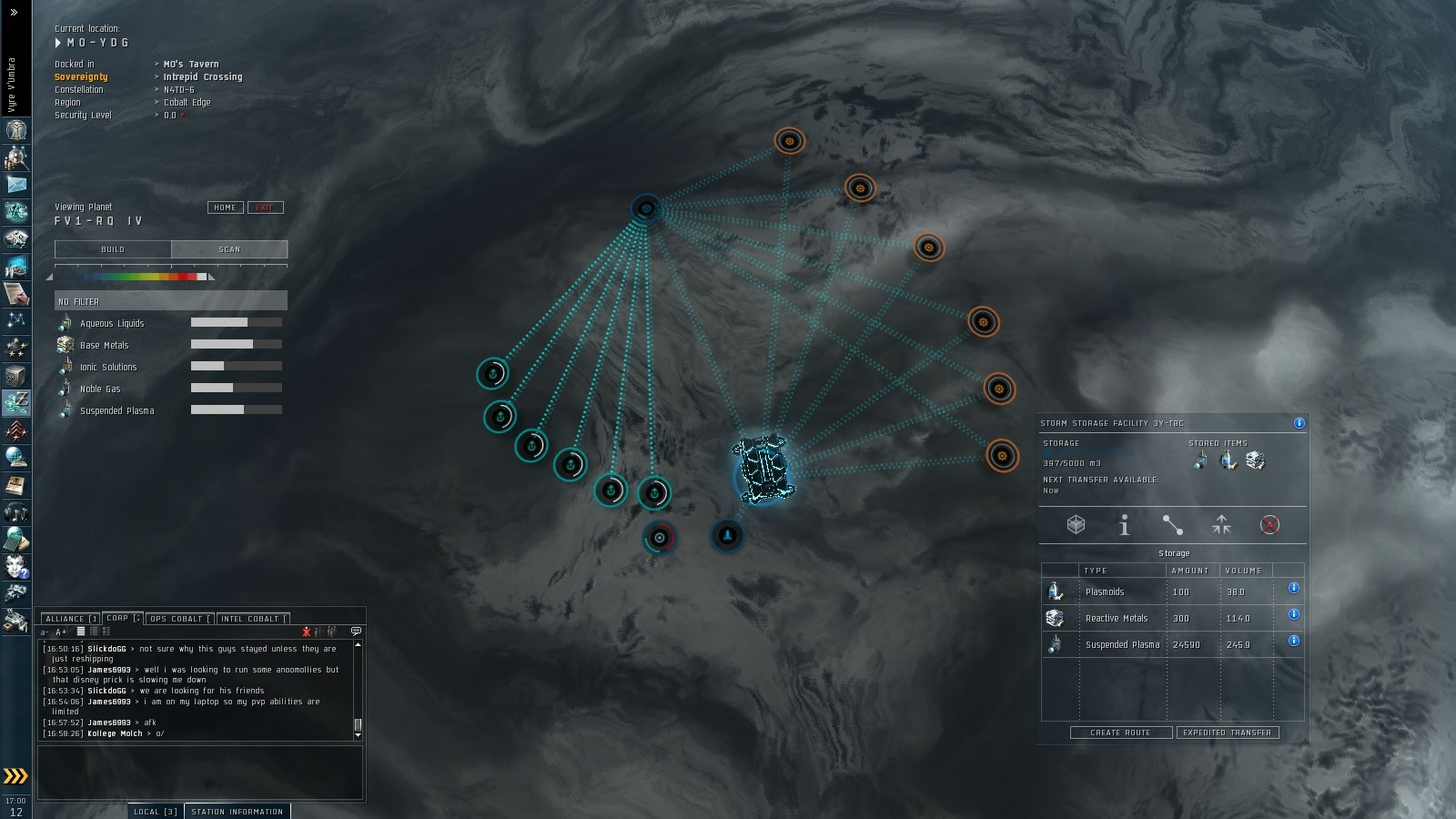 EVE Online - Tyrannis tyrannically let me down...