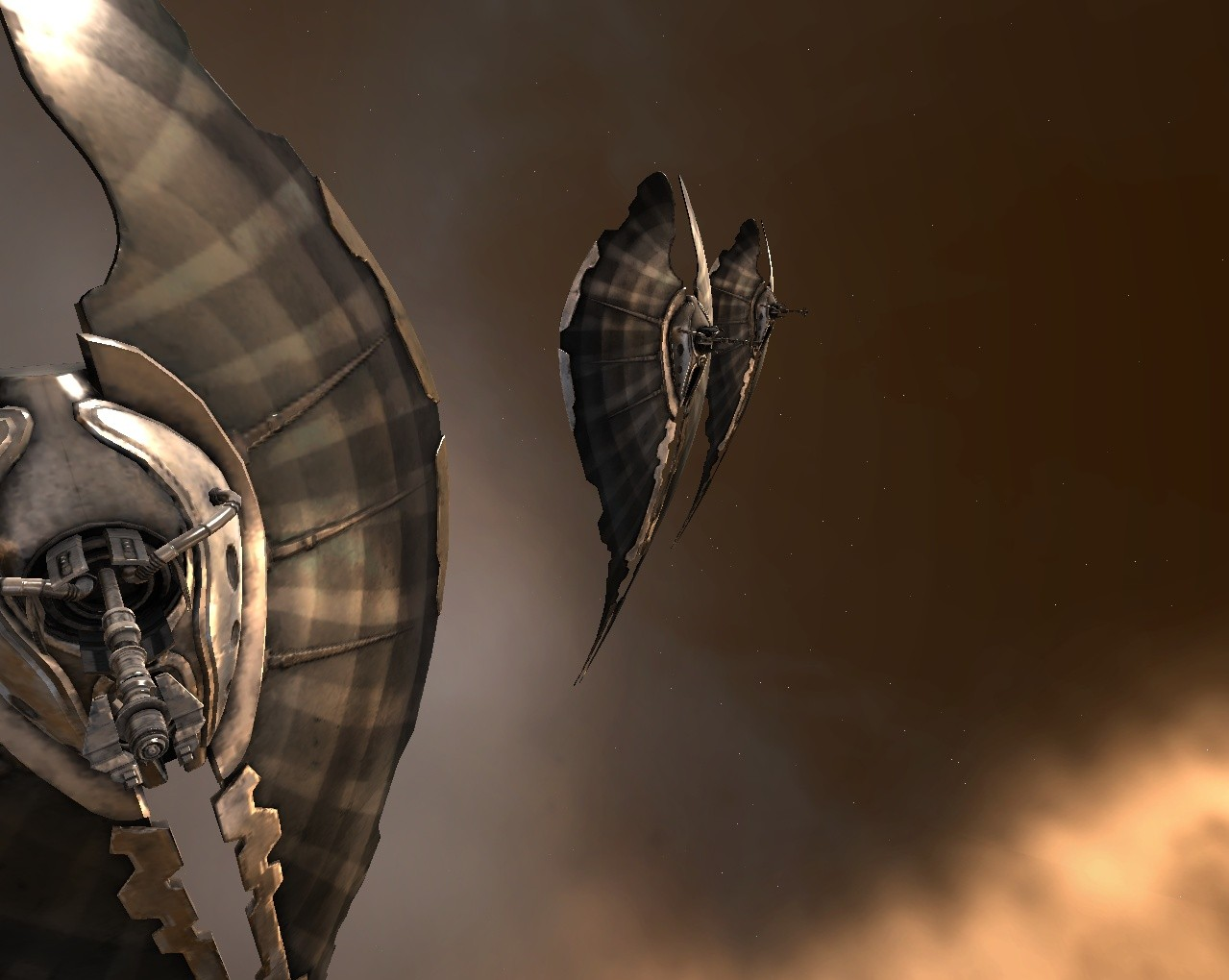 EVE Online - Good looking Sentry Drones
