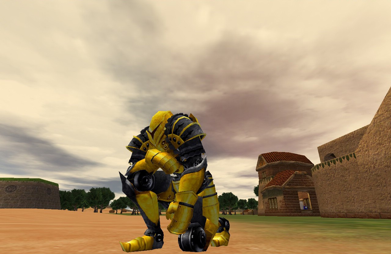 Asheron's Call - Gear Knight, Asheron's Call