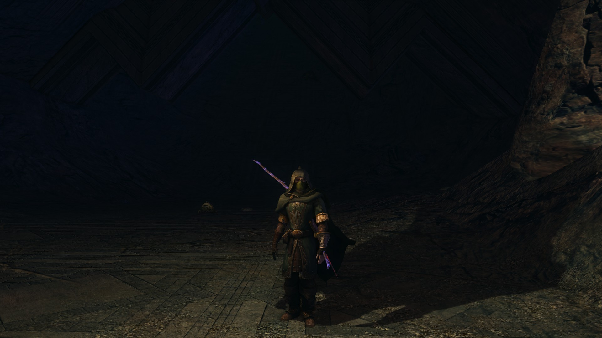 Lord of the Rings Online - My hunters first entry in Moria