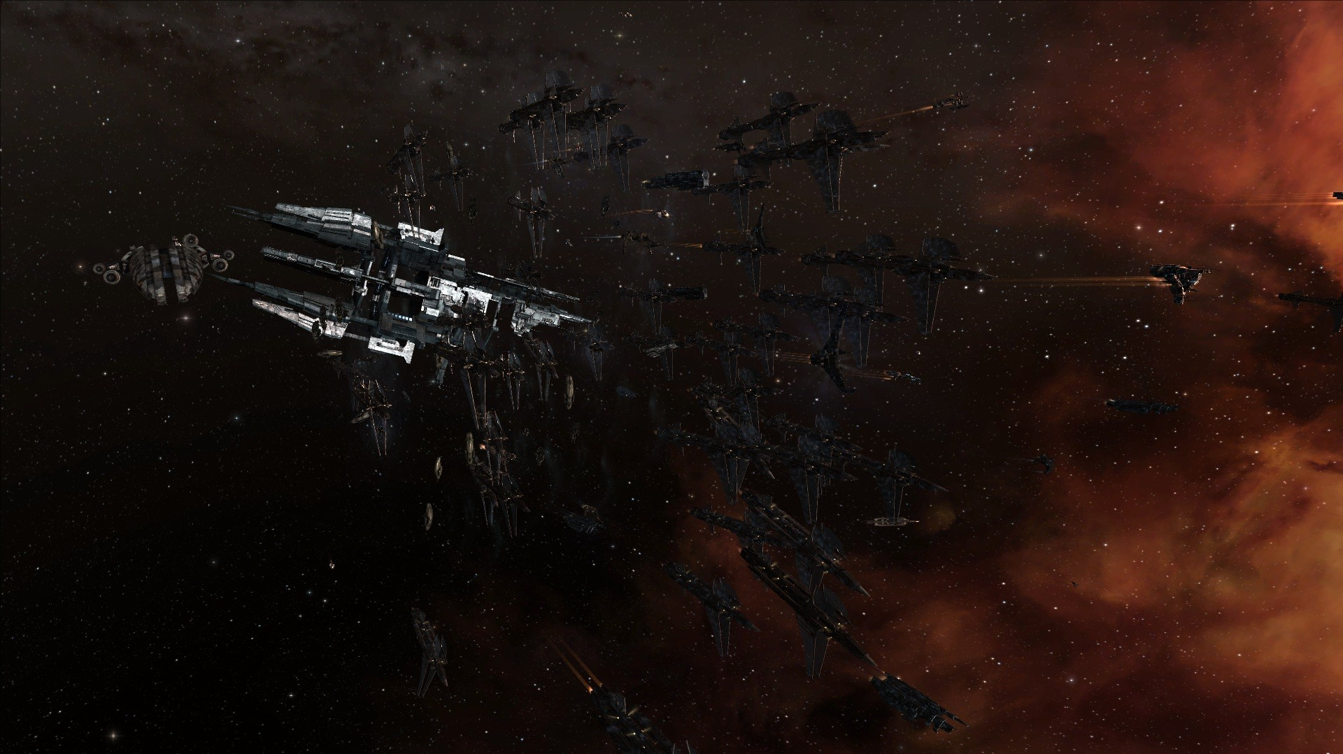 EVE Online - ALPHA and ?