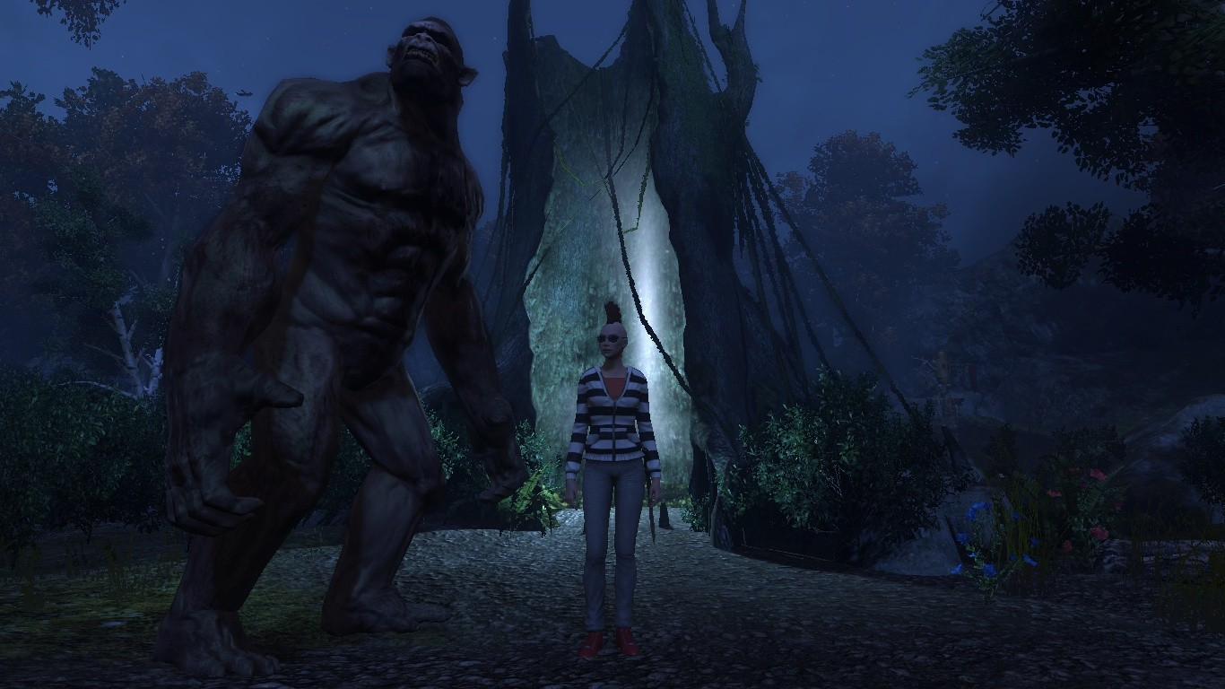 The Secret World - Chilling :)
