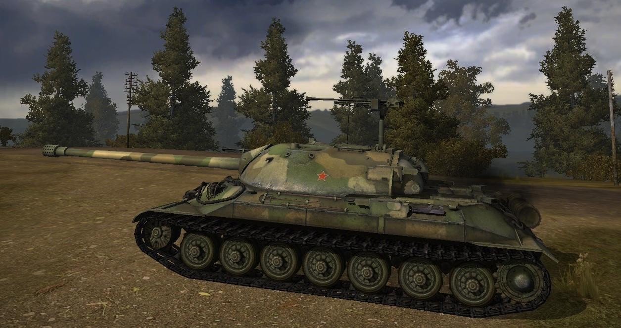 World of Tanks - IS-7 :)