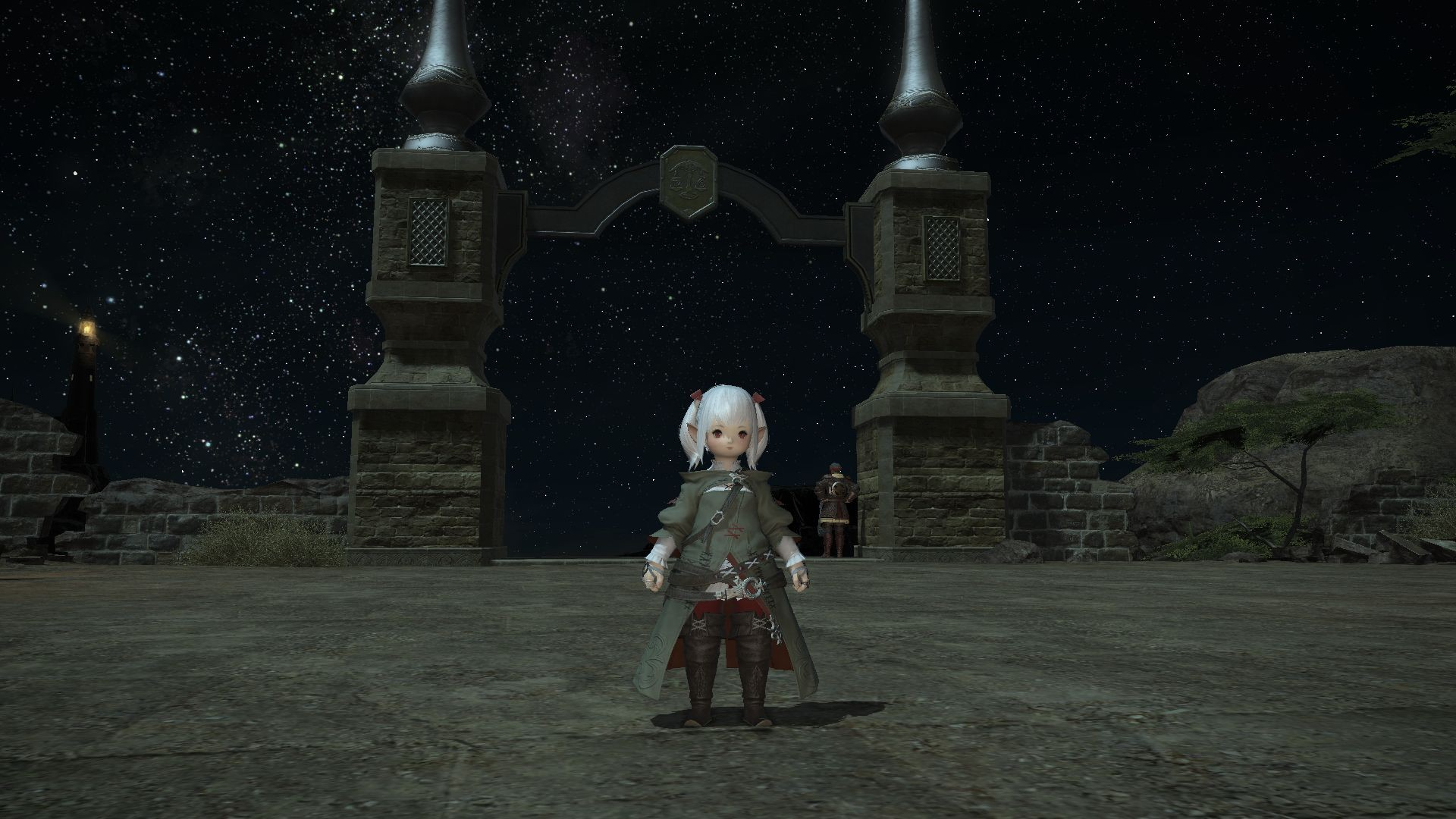 Final Fantasy XIV: A Realm Reborn - deadly conjurer 1