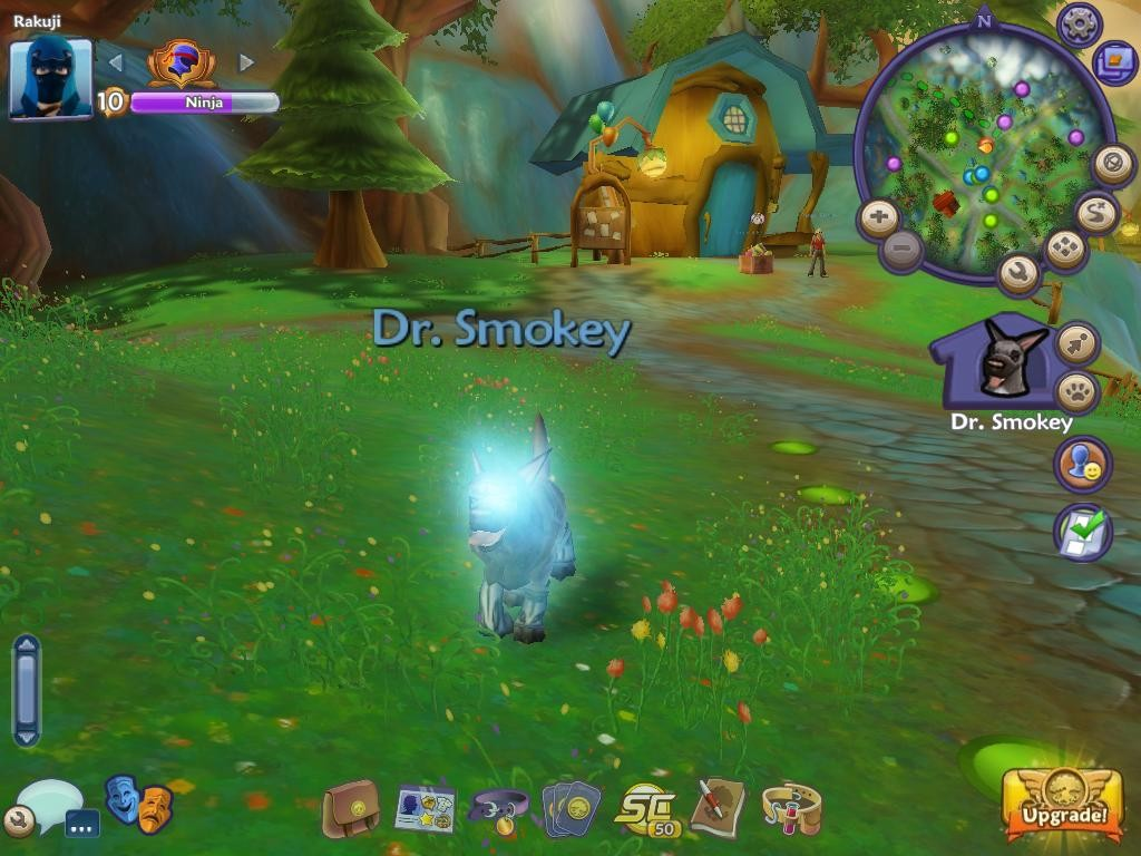 Free Realms - Dr. Smokey All Better Now