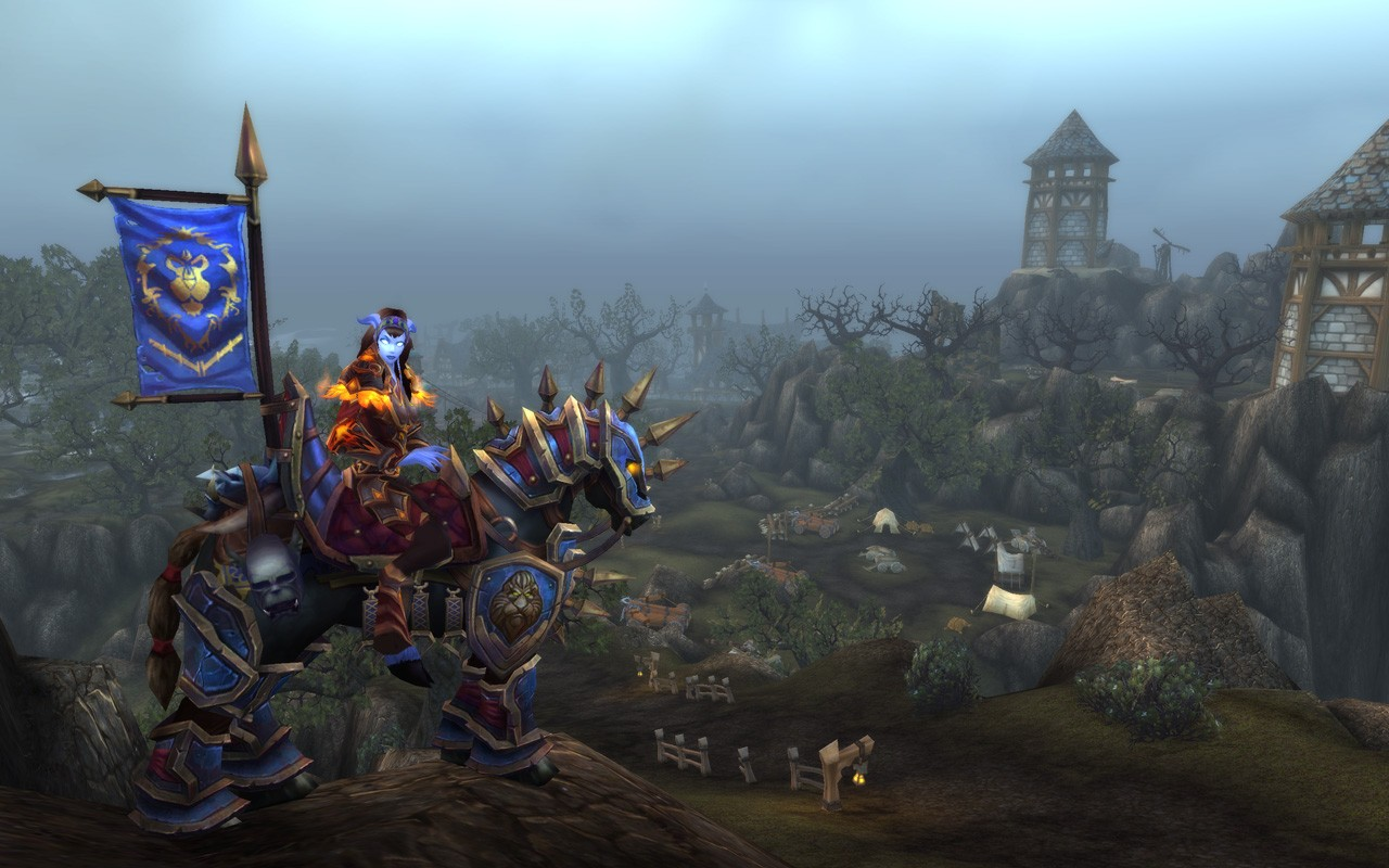World of Warcraft - nice pic