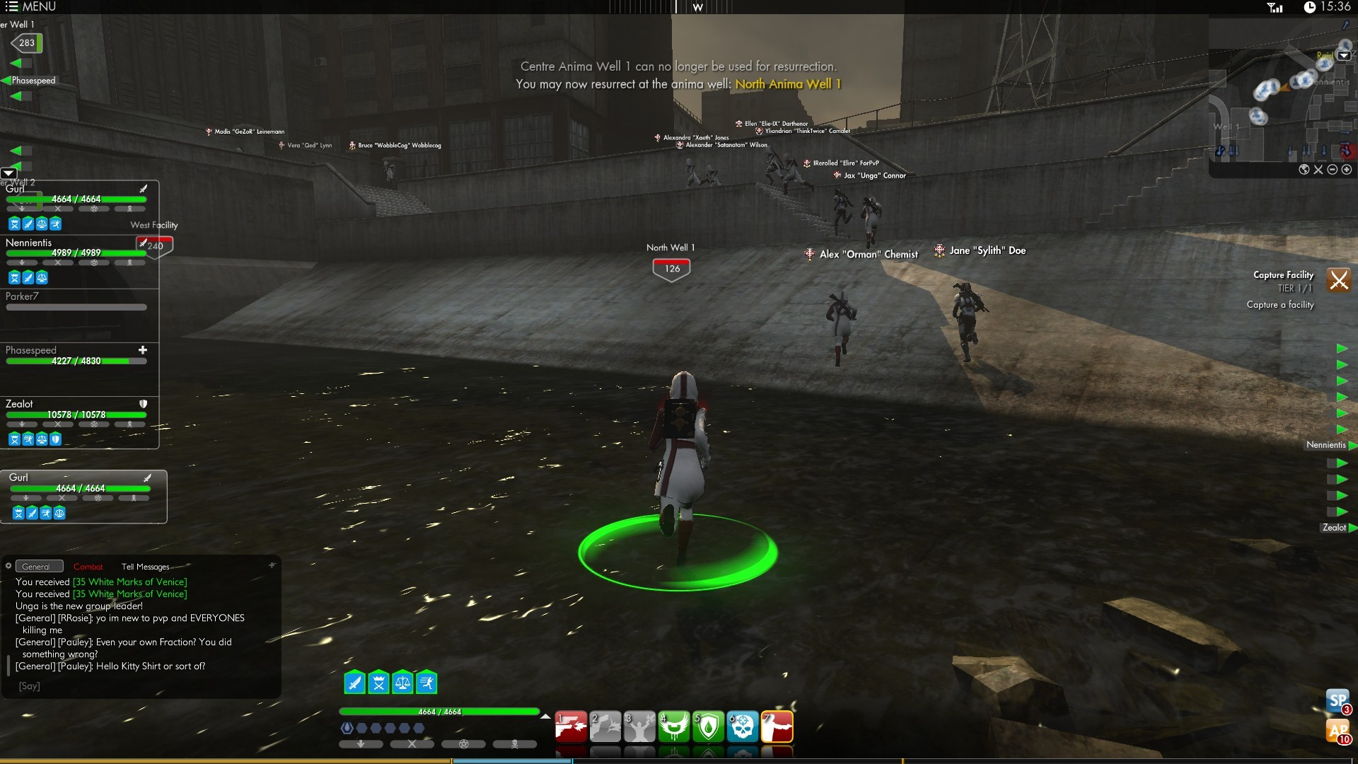 The Secret World - Just an awesome pvp map.