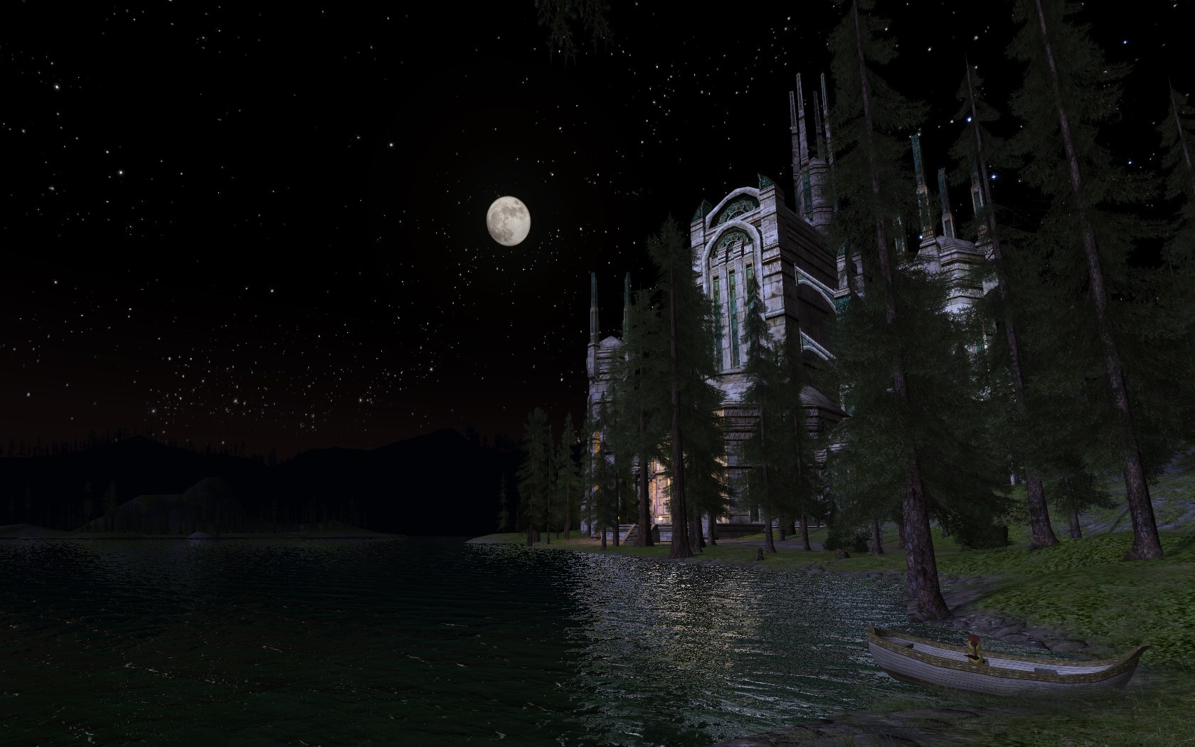 Lord of the Rings Online - Midnight at Tinnudir