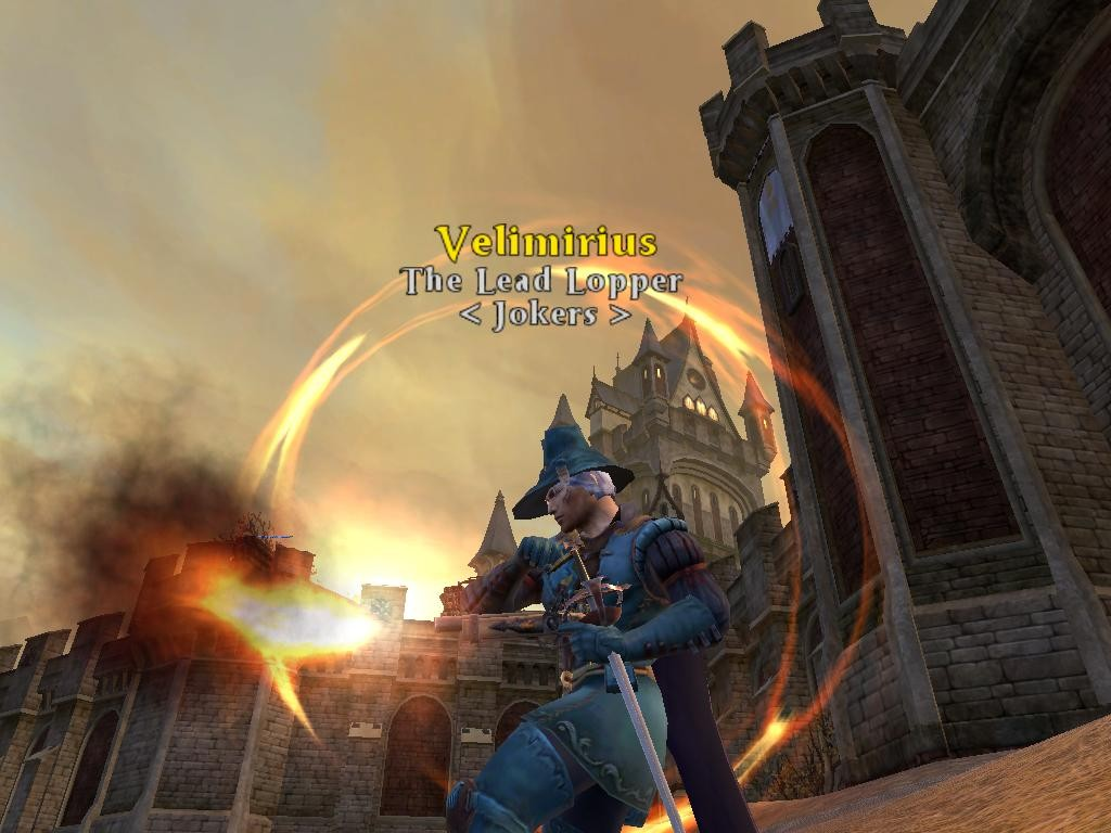 Warhammer Online: Age of Reckoning - Bang Bang